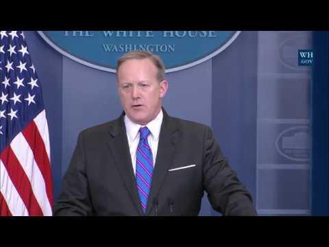 3/8/17: White House Press Briefing