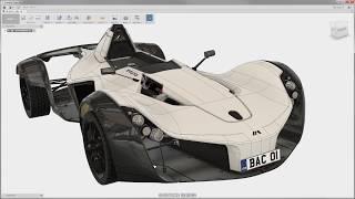 Fusion 360 video