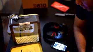 Philips O'Neill The Construct Headphones unboxing, sound leak test and review