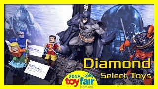 Diamond Select Toys & Figures @Toy Fair 2019