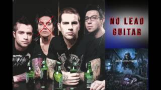 A7X - So Far Away Guitar Backing Track