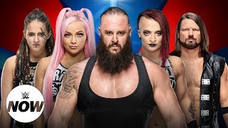 Live WWE Elimination Chamber 2019 preview: WWE Now