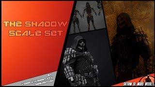SKYRIM SE MOD The Shadow Scale Set v3.1