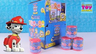 Paw Patrol Mashems Series 4 Crystal Editiion Blind Bag Squishy Toy Review | PSToyReviews