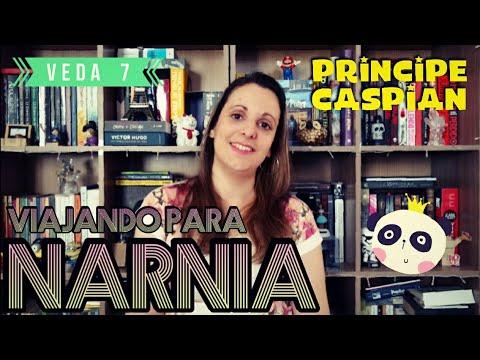 Príncipe Caspian | Viajando para Nárnia | VEDA #7 | Pilha de Leitura