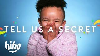 100 Kids Tell Us a Secret | 100 Kids | HiHo Kids