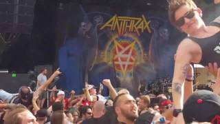Anthrax (7) Parasite @ Chicago Open Air (2017-07-14)
