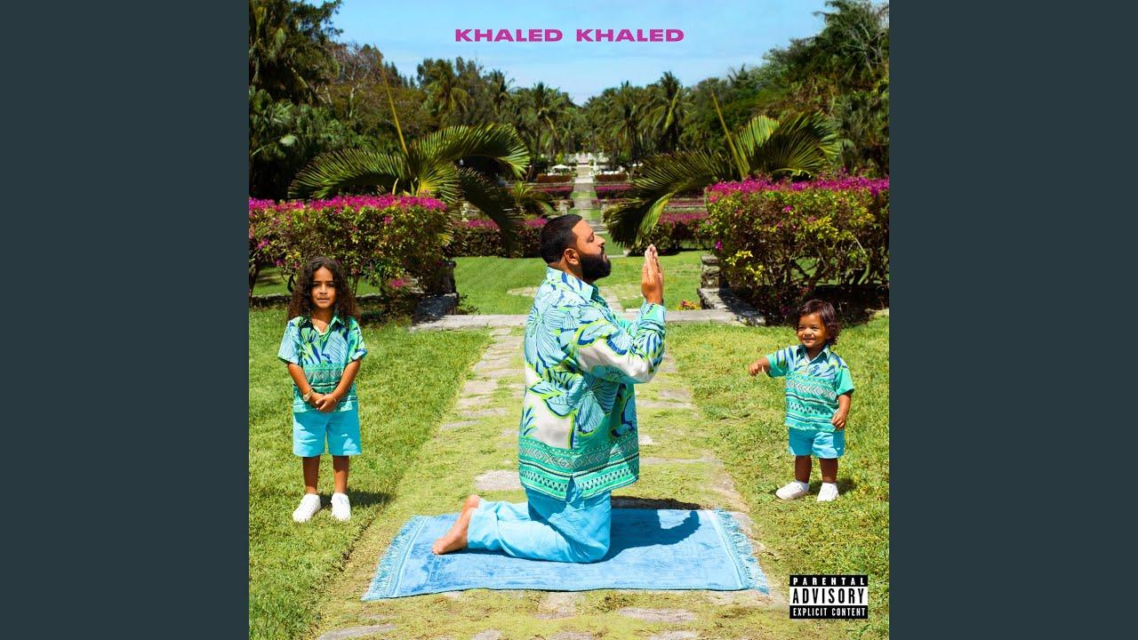 Khaled Khaled Album by DJ Khaled
