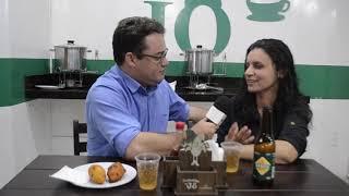 Bate Papo Viver Goiás com a empresária Joelma Maria da Pamonha da Jô;