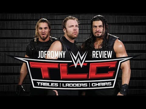 WWE TLC 2017 Full Show Review & Results: AJ STYLES VS FINN BALOR & A CIRCUS SHOW ALL IN ONE