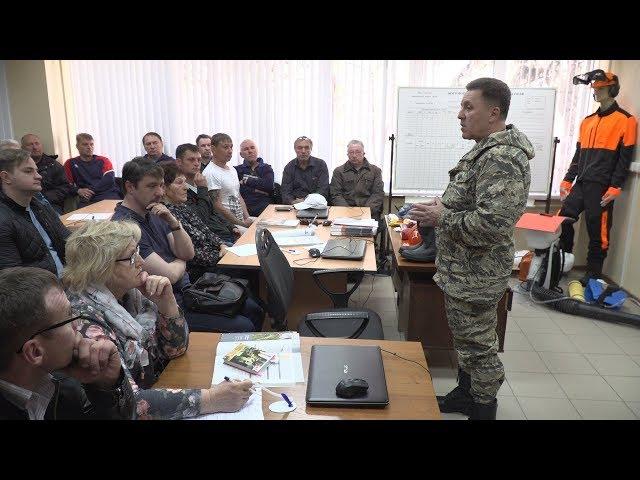 Спец.ранец, огнезащита и чёткие инструкции