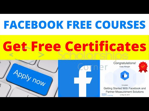 Free Facebook Blueprint Marketing Courses | Get Certificates from ...