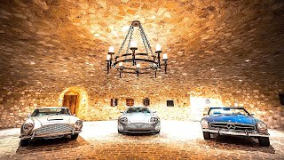 SPACED OUT: CAVE GARAGE