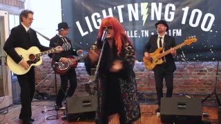 Wynonna & The Big Noise - Ain't No Thing - Live at Lightning 100