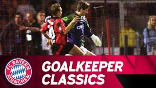 How to become a Goalkeeper in 7 minutes - Michael Tarnat | Goalkeeper Classics