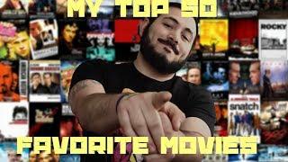 My Top 50 Favorite Movies