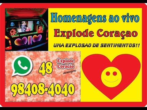 TELECAR EXPLODE CORAÇÃO EM BIGUAÇU 230917 ANIVERSÁRIO AMISAEL