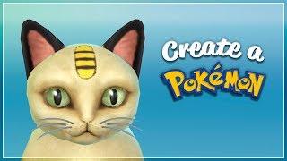 Meowth #052 | TheSims 4 Create a Pokémon (CAP) Ep10
