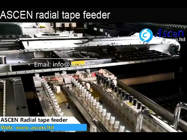Juki SMT radial feeder