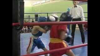 Боксеры района в Лянторе