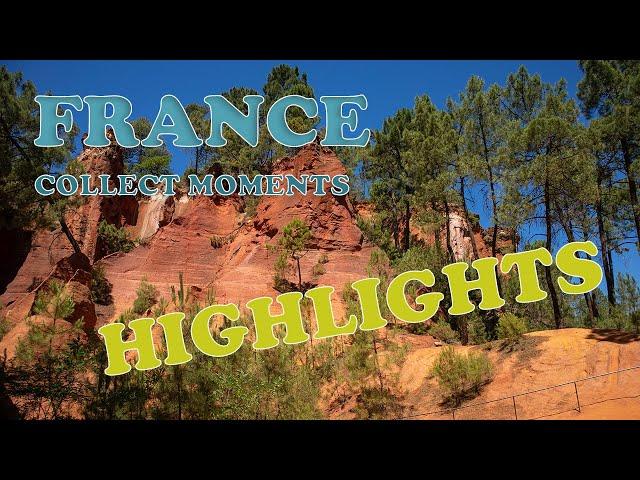 Roadtrip Frankrijk #1 Hoogtepunten