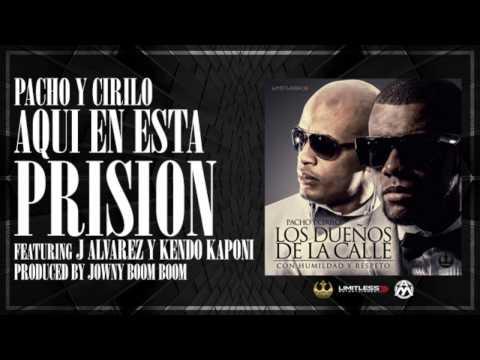 Aqui En Esta Prision (Audio)