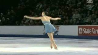 Yuna Kim Once Upon A December