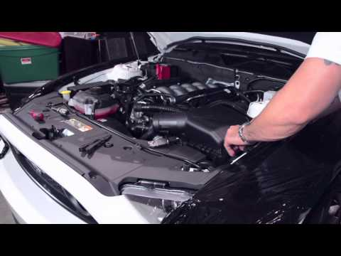 Installing a JLT Intake on a 2011+ Mustang GT 5.0L