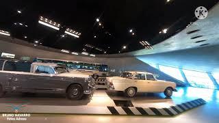 Museu Mercedes-benz na Alemanha / Drone FPV Racer
