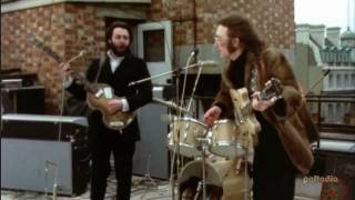 The Beatles - don´t let me down HD
