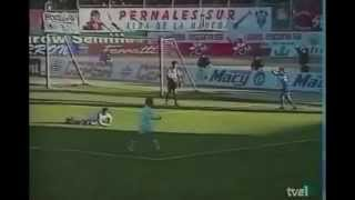 Albacete 1 - Deportivo De La Coruña 0. Temp. 95/96. Jor 26.