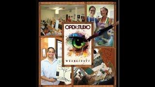 Healium's Open Studio Wednesdays
