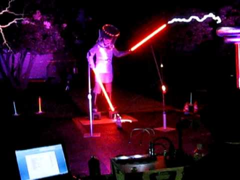 This May Be The Craziest Tesla Coil Video Yet