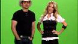 ACM Outtake #2 - Brad Paisley & Carrie Underwood