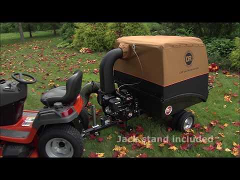 2021 DR Power Equipment Premier 200 ES in Ukiah, California - Video 2