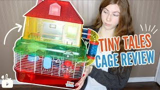 DEAR PETSMART | Tiny Tales Cage Review