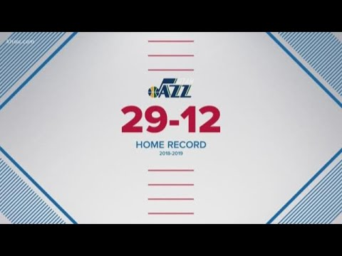 Numbers you need to know ahead of Rockets-Jazz Game 3
