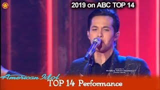 "Laine Hardy  ""That's Alright Mama"" by Elvis Presley 