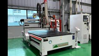 WM 1625R  Dùng CNC cắt gỗ để làm linh kiện điện tử và cái kết