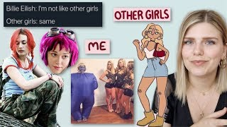 """""""I'm Not Like Other Girls"""""""