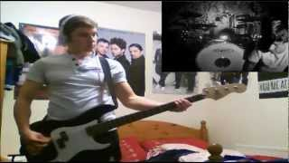 Blink-182 - Violence (Bass Cover)
