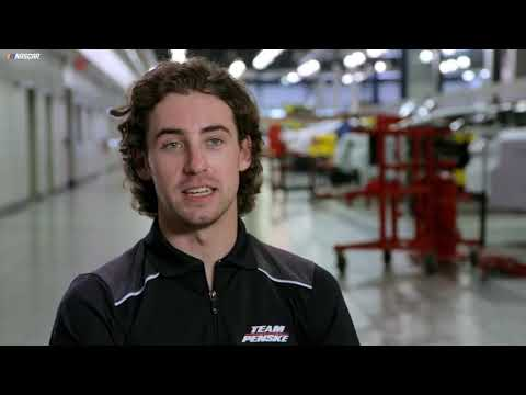 Xfinity Presents: Technology that defines NASCAR - Online racing