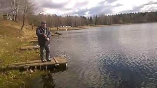 Раменский район минино рыбалка