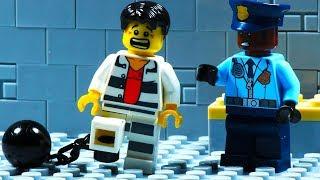 Lego Prison Break - Tunnel