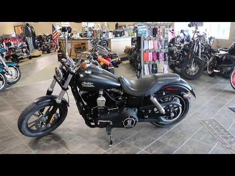 2016 Harley-Davidson Street Bob® in Carroll, Iowa - Video 1