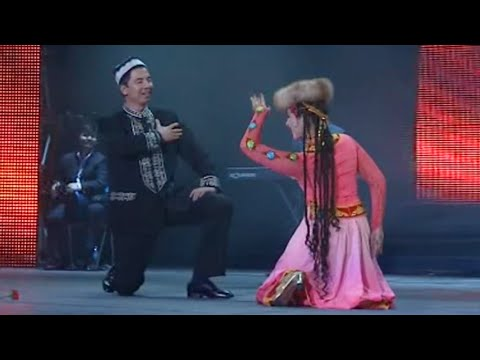 Uyghur folk song - Jöre xénim
