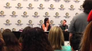 Jason Momoa/Джейсон Момоа, Jason Momoa Panel at Wizard World Louisville 2014 (Part I)