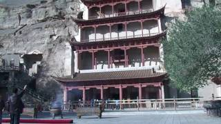Video : China : A trip to DunHuang 敦煌 in the Gobi Desert