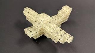 磁力でつながるキューブ 東大が開発、試作用に提案(動画あり)
