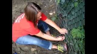 How To Dig Proof & Extend Your Fence